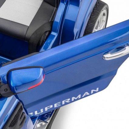 Электромобиль Range Rover XMX601-AIR 4WD 2-х местный, синий (легко съемный акб 12v7ah, колеса резина, сиденье кожа, пульт, музыка)